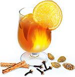 Глинтвейн - осенний напиток, согревающий душу и тело!