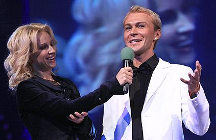 Инна Сушкова и Дмитрий Орлов