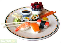Заражение через поедание суши - Вы не видели, в каких условиях их готовят?