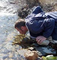 Родниковая вода опасна для здоровья