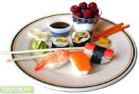 Суши - для экстремалов, рискующих своим здоровьем