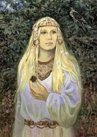 богиня Майя - покровительница земли и плодородия
