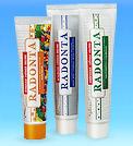 Зубная паста Радонта (Radonta) - утренняя, вечерняя для взрослых и детская паста