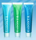 Трио зубных паст Радонта - полноценная и абсолютная защита десен и эмали!