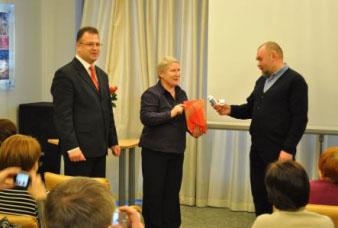 Александр Бородин на семинаре Gloryon в Москве