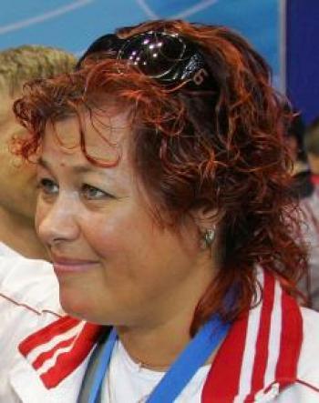 Ирина Дулепова, лучший спортивный врач России