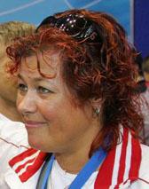 Ирина Дулепова - лучший спортивный врач 2010